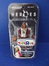 """HEROES """"CLAIRE BENNET"""" VARIANT FIRE RESCUE INCLUDES ALTERNATE HEAD,ARM"""
