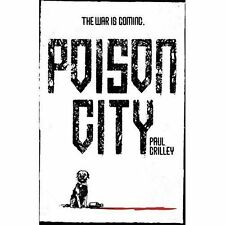 Poison City (London Tau) by Crilley, Paul   Paperback Book   9781473631601   NEW