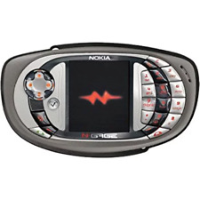 Nokia N-Gage QD - Classic Retro Gaming Phone - Collectible with Games Unlocked