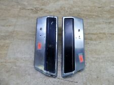 1986 Honda V65 Magna VF1100 H1504. aluminum side radiator trim covers