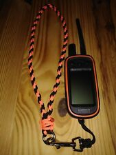 ALPHA 100 AND ASTRO 320 & 430 PARACORD NECK LANYARD WITH 3 SNAP LOOPS