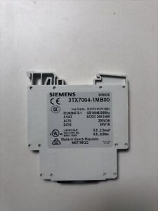 Siemens - Ausgangskoppelglied Relaiskoppler 3TX7004-1MB00