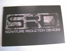 Knights Armament Signature Reduction Devices Product Catalog Booklet / 34 Pages