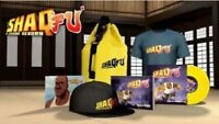 SHAQ FU A LEGEND REBORN COLLECTOR'S EDITION PS4 only 500 made