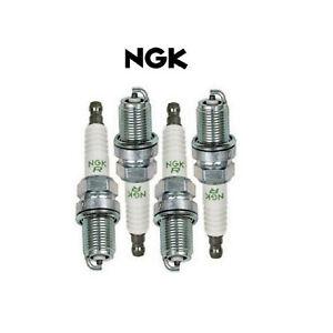 4 NGK Non-Resistor Spark Plugs FIT Subaru 360/Volks Beetle/Campmobile/Fastback..