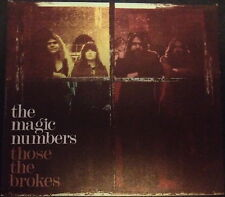 The Magic Numbers - Those The Brokes 2006 CD album