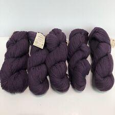 Rowan Magpie Aran Yarn 5 Skein 100g 153 yds 100% Pure New Wool 697 Prance HG36