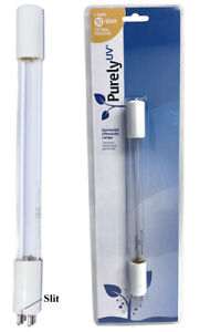 PUVLF210, four pin 10 Watt UV bulb; Fits Pondmaster, BioZone, more
