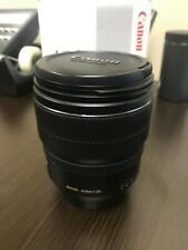 Canon EF-S 15-85mm f/3.5-5.6 IS USM Lens -  No Manual