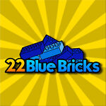 22 Blue Bricks