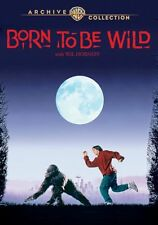 BORN TO BE WILD (1995) - DVD - Region Free - Sealed