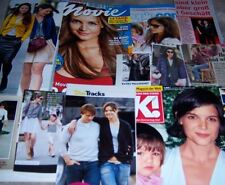 Katie Holmes 62 pc German Clippings Collection Full Pages Cover Tom Cruise