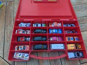 Matchbox Carry Case Plus 18 Cars