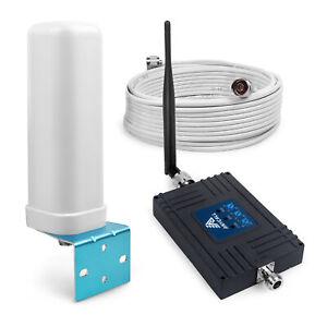 3G 4G LTE 800/900/2100MHz Signalverstärker Repeater für Band 20/8/1 Anruf Daten