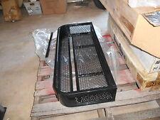 Moose Utility Division Black Front Mesh Rack Slot 5006