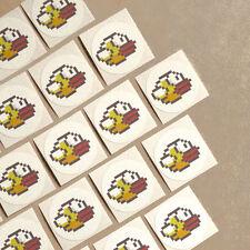 flappycoin vinyl stickers Flappy Bird flappybird white .Gears RND FLAP BAY TEK