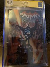 DC Comics CGC 9.8 Signed Tynion BATMAN #90 SDCC Variant First App The Designer.