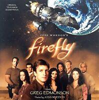 Greg Edmonson CD Firefly (Original Television Soundtrack) - Promo - Germany