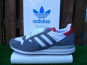 Adidas ZX 500 OG 80 s casuals UK 9 BNIB IN THE ORIGINAL COLOURWAY 6 7 8 LOOK!!