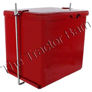 103127  Battery Box w/Hardware International IH Cub & LoBoy Restoration Quality