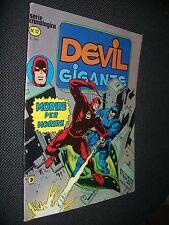 """DEVIL GIGANTE N.12 SERIE CRONOLOGICA - CORNO 1978 - BUONO """"N"""""""