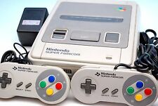 Free Shipping Super Famicom Console SNEC SFC Nintendo Japan Excellent condition