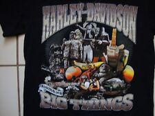 Harley-Davidson Motorcycles Australia's Big Things Australia Biker T Shirt S
