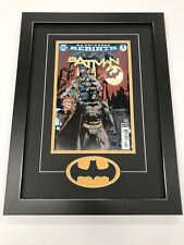 Changeable 1 Comic Batman Frame. Great Way To Display Books (Books Not Included)
