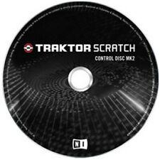 Native Instruments CD for Traktor Scratch Pro Mark 2