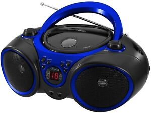 Jensen CD-490 Portable Sport Stereo CD Player with AM/FM Radio and Aux Line-in &