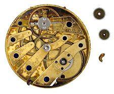 Julien GENEVE SWISS CILINDRO Pocketwatch movimento RICAMBI & Riparazioni r98