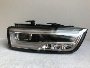Audi Q3 8U Phares Avant Droite Plein LED 8U0941774 Original