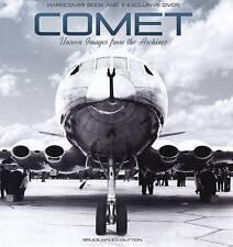 Comet: Unseen Images From the Archives (+ DVD) De Havviland Comet Jetliner