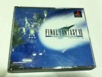 PS1 FINAL FANTASY VII 7 International Japan PS PlayStation 1 F/S