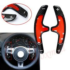 2X Shifter Steering Wheel Shift Paddle PDK For Porsche 958 987 991 997 Panamera