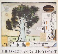 Bauhaus by Saul Steinberg Art Print Original 1982 Corcoran Gallery Poster 24x27