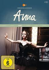 2 DVDs * ANNA - TV-SERIE - ALLE 6 FOLGEN - Silvia Seidel # NEU OVP ^
