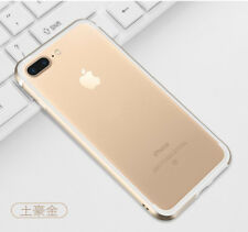 Ultra Thin Aluminum Metal+Silicone Shockproof Bumper Case Cover for iPhone6/6s K