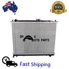 Radiator For Mitsubishi Pajero PAJERO NM NP NS NT 5/00-On Turbo  Auto/Manual