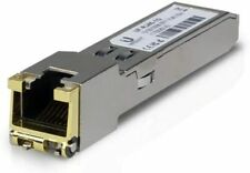 Ubiquiti U Fiber RJ45 SFP Sender-Empfänger Modul Transceiver Module   UF-RJ45-1G