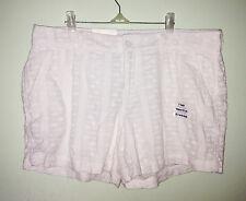 NWT OLD NAVY White Eyelet Lace Shorts Sz 10 / Fits Plus XL