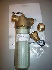 """BWG Feinfilter Wasserfilter Typ Bavaria 1"""" Für den Einsatz bei Trinkwasser"""