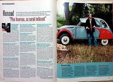 Mag 2006: Interview RENAUD