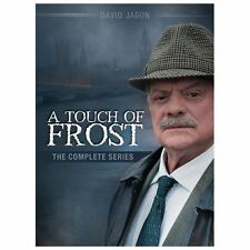 A TOUCH OF FROST: Complete TV Series ALL Seasons 1-15 DVD Box Set Collection