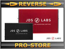 JDS Labs c5d Amplificateur et numérique-analogique-Convertisseur, Headphone AMP + DAC