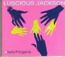 (AJ591) Luscious Jackson, Ladyfingers - DJ CD