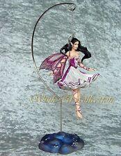 "Nene Thomas ""Violet Melody"" Fairy Figurine Ornament Retired 2006"