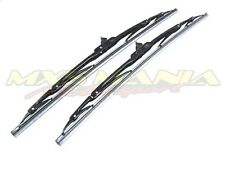 Mazda MX5 Windscreen Wiper Arm / Blade Replacement Pair OEM Spec (mx-5 miata)