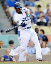 Los Angeles LA Dodgers HANLEY RAMIREZ Glossy 8x10 Photo Baseball Poster