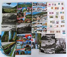 ITALIEN Sammlung 46 x Südtirol Tirol Dolomiti Dolomiten frankiert gelaufen >1957